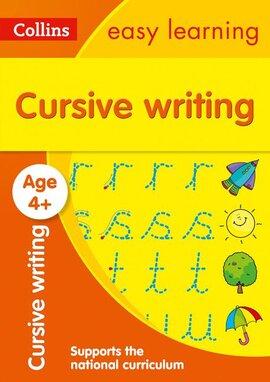 Посібник Cursive Writing Ages 4-5