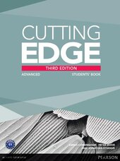 Cutting Edge 3rd Edition Advanced Students' Book and DVD Pack (підручник) - фото обкладинки книги