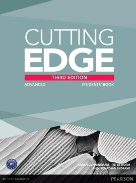 Cutting Edge 3rd Edition Advanced Students' Book and DVD Pack (підручник) - фото книги