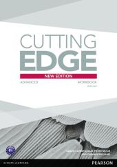 Cutting Edge 3rd Edition Advanced Workbook with Key - фото обкладинки книги