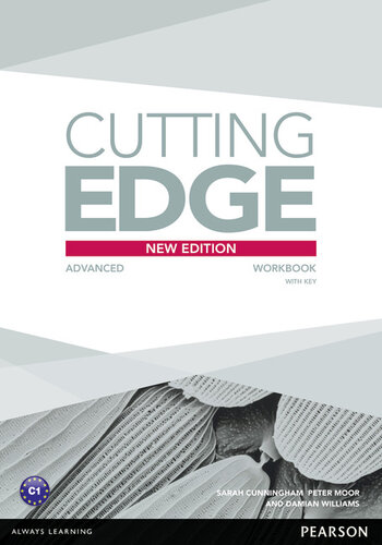 Робочий зошит Cutting Edge 3rd Edition Advanced Workbook with Key