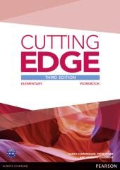 Cutting Edge 3rd Edition Elementary Workbook (no Key) (робочий зошит) - фото обкладинки книги