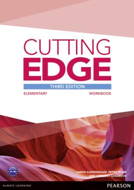 Cutting Edge 3rd Edition Elementary Workbook (no Key) (робочий зошит) - фото книги