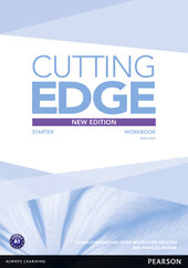 Cutting Edge 3rd Edition Starter Workbook with Key - фото обкладинки книги