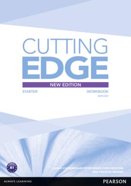 Cutting Edge 3rd Edition Starter Workbook with Key - фото книги