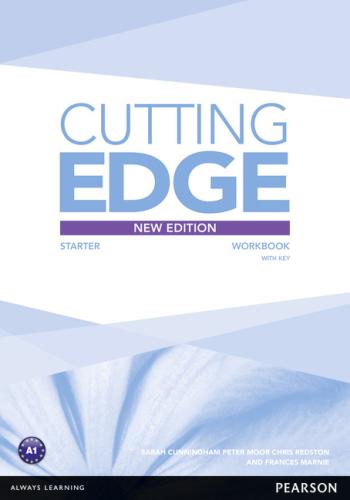 Робочий зошит Cutting Edge 3rd Edition Starter Workbook with Key