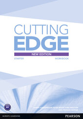 Cutting Edge 3rd Edition Starter Workbook without Key - фото обкладинки книги