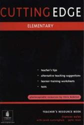 Cutting Edge Elementary Teacher's Book