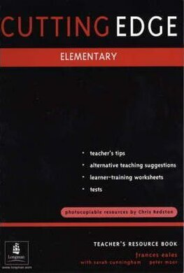 Книга для вчителя Cutting Edge Elementary Teacher's Book