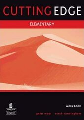 Книга Cutting Edge Elementary Workbook No Key