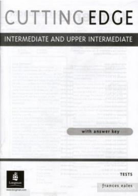 Cutting Edge Intermediate/Upper Intermediate Tests - фото книги