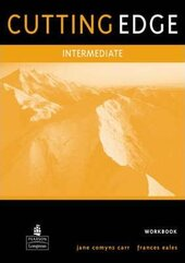 Книга Cutting Edge Intermediate Workbook No Key