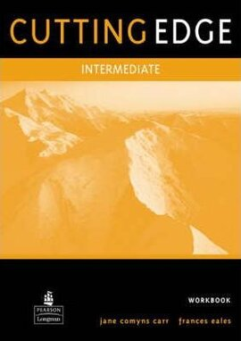 Cutting Edge Intermediate Workbook No Key - фото книги