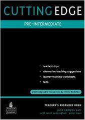 Книга Cutting Edge Pre-Intermediate Teachers Book