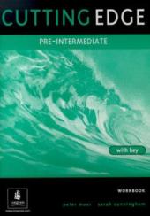 Cutting Edge Pre-Intermediate Workbook With Key - фото обкладинки книги