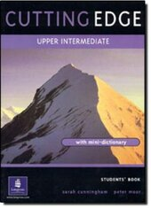 Cutting Edge Upper-Intermediate Workbook - фото обкладинки книги