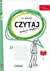Czytaj. Krok po kroku 1 - фото обкладинки книги