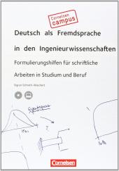 DaF in den Ingenieurwissenschaften Buch mit CD-ROM - фото обкладинки книги