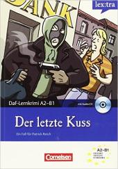 DaF-Krimis: A2/B1 Der letzte Kuss mit Audio CD - фото обкладинки книги