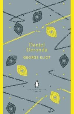 Книга Daniel Deronda