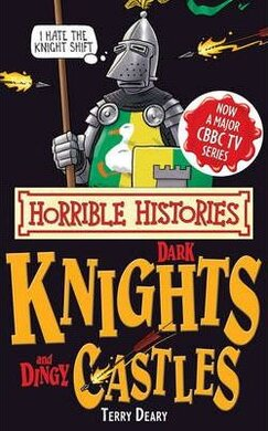 Dark Knights and Dingy Castles - фото книги
