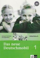 Das neue deutschmobil 1 Arbeitsbuch - фото обкладинки книги
