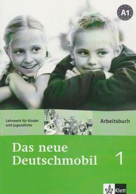 Робочий зошит Das neue deutschmobil 1 Arbeitsbuch
