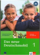 Das neue deutschmobil 1 Lehrbuch + Audio CD - фото обкладинки книги