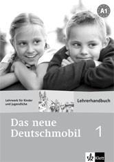 Підручник Das neue deutschmobil 1 Lehrerhandbuch