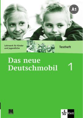 Das neue deutschmobil 1 Testheft - фото книги