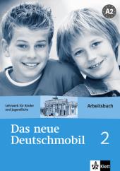 Das neue deutschmobil 2 Arbeitsbuch - фото обкладинки книги