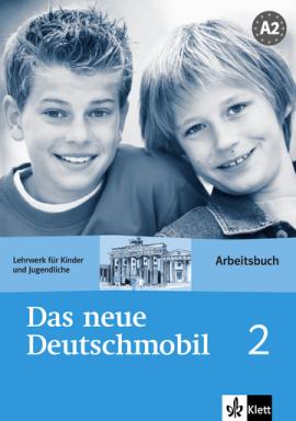 Das neue deutschmobil 2 Arbeitsbuch - фото книги
