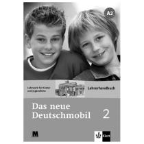 Аудіодиск Das neue deutschmobil 2 Lehrerhandbuch