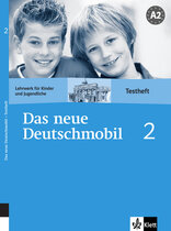 Підручник Das neue deutschmobil 2 Testheft