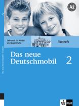Книга для вчителя Das neue deutschmobil 2 Testheft