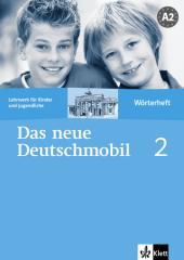 Das neue deutschmobil 2 Wrterheft - фото обкладинки книги
