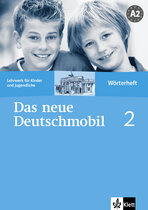 Посібник Das neue deutschmobil 2 Wrterheft
