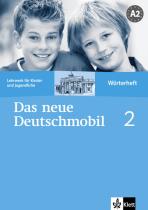 Аудіодиск Das neue deutschmobil 2 Wrterheft
