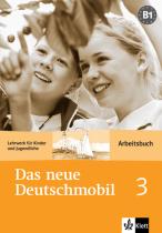 Аудіодиск Das Neue Deutschmobil 3 Arbeitsbuch