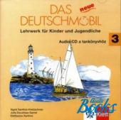 Das Neue Deutschmobil 3 Audio-CD - фото обкладинки книги
