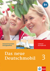 Das Neue Deutschmobil 3 Lehrbuch + Audio CD - фото обкладинки книги