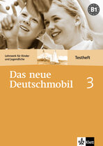 Аудіодиск Das Neue Deutschmobil 3 Testheft
