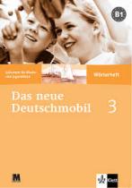 Книга для вчителя Das Neue Deutschmobil 3 Wrterheft