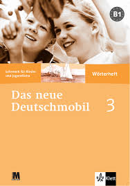Посібник Das Neue Deutschmobil 3 Wrterheft