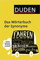 Das Wrterbuch der Synonyme: 100.000 Synonyme fr Alltag und Beruf - фото обкладинки книги