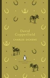 David Copperfield - фото обкладинки книги