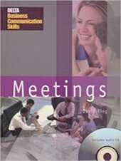 DBC:MEETINGS (Delta Business Communication Skills) - фото обкладинки книги