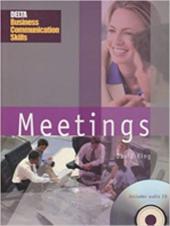 DBC:MEETINGS (Delta Business Communication Skills) - фото обкладинки книги