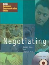 DBC:NEGOTIATING (Delta Business Communication Skills) - фото обкладинки книги