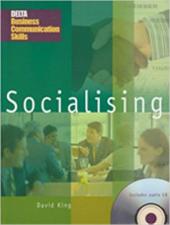 DBC:SOCIALISING (Delta Business Communication Skills) - фото обкладинки книги